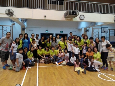 QtPS Annual Welcome Party 2015