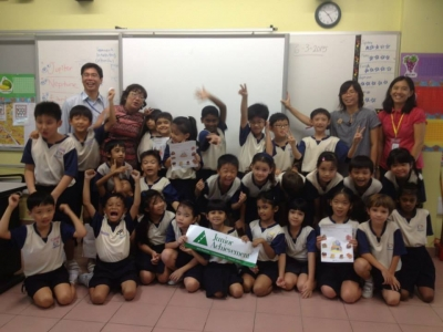 QtPS Junior Achievement March 2015