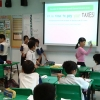 For two mornings on the 10th and the 11th March, more than 40 parent volunteers delivered the Junior Achievement Programmes to all classes in Primary 1, 2 and 3. Our parent volunteers introduced economic concepts and helped our students understand the economics of life, bringing the real world to the […]