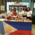 The Philippines booth