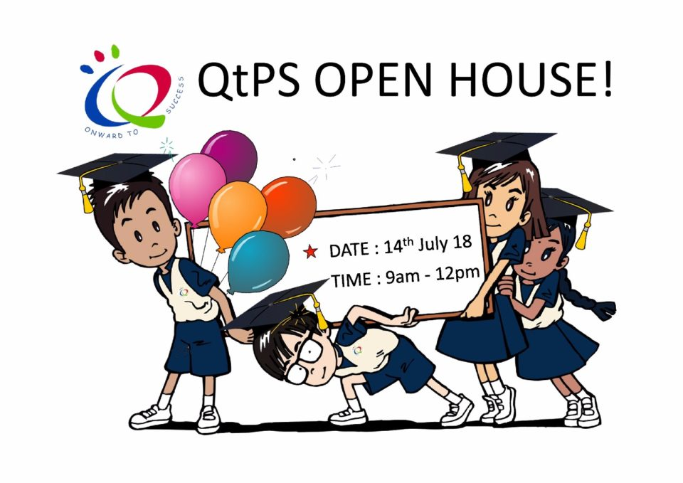 QtPS Open House Jul 2018