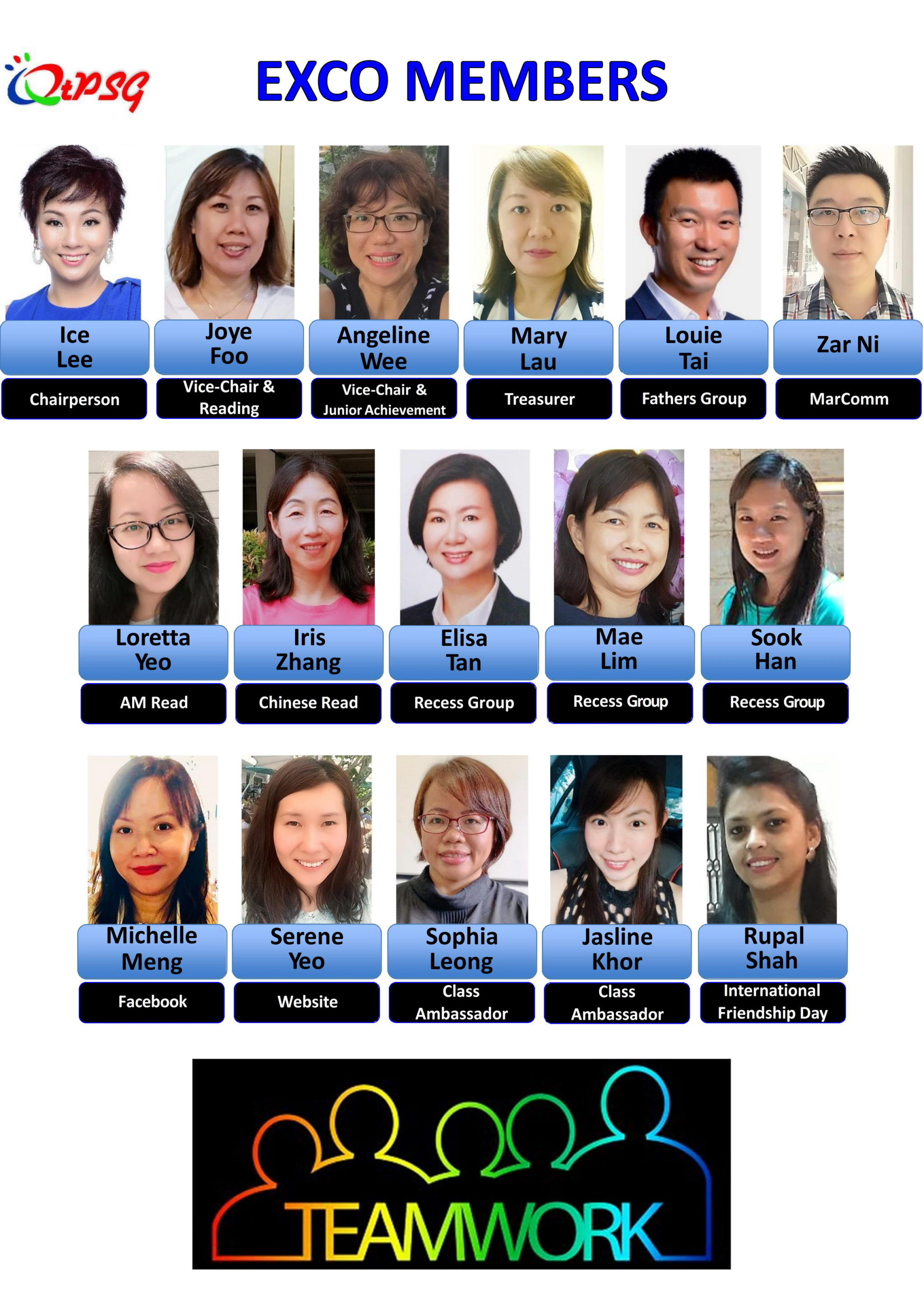 Exco Members 2020 - Resized